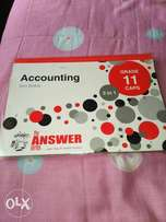 The Answer Series Accounting Grade 11