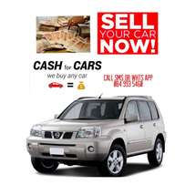 we buy Nissan Xtrails