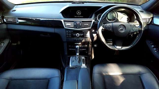 Glossy Black Mercedes E250 CGI AMG Sport Package. Call Owner Directly Lavington - image 5