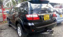 Toyota Fortuner on sale at drive my dream car