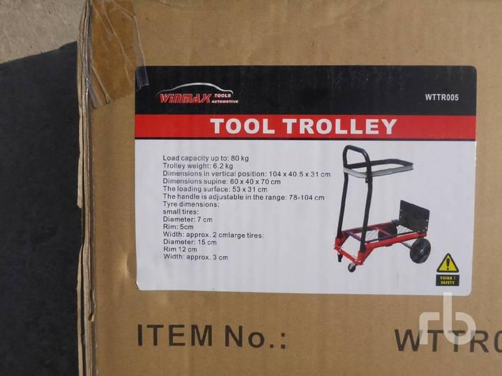 WTTR005 Trolley - 2019