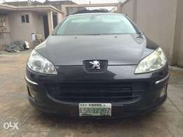 Registered Peugeot 407 for sale