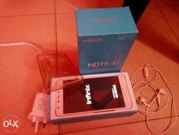 New Infinix note4
