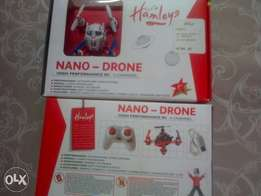 2 Nano-Drones Unwanted Gifts