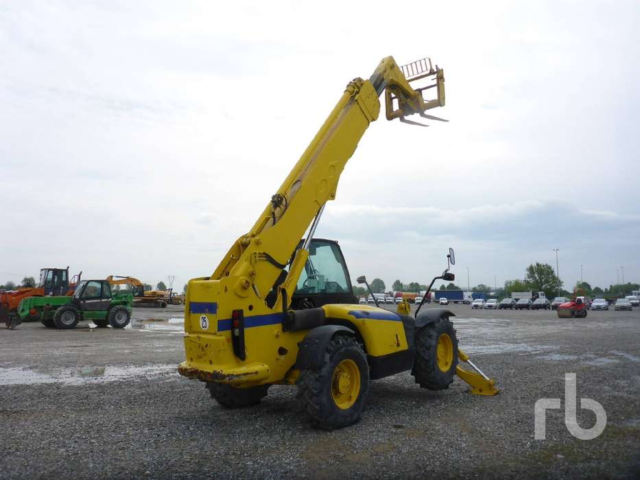 JCB 540-170 4000 Kg 4x4x4 - 2006 - image 7