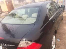 Nigerian Used 2007 Honda accord for sale . Buy and Drive