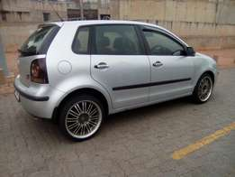 Vw polo 2008 model 1.4 for sale