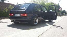 2005 Volkswagen Citi Golf with rims and sound