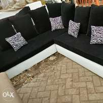 Ready made L shaped sofa at an affordable price