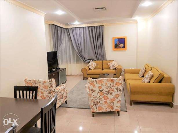 2 BR Furnished in Salmiya