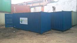 Containers and fabrication works