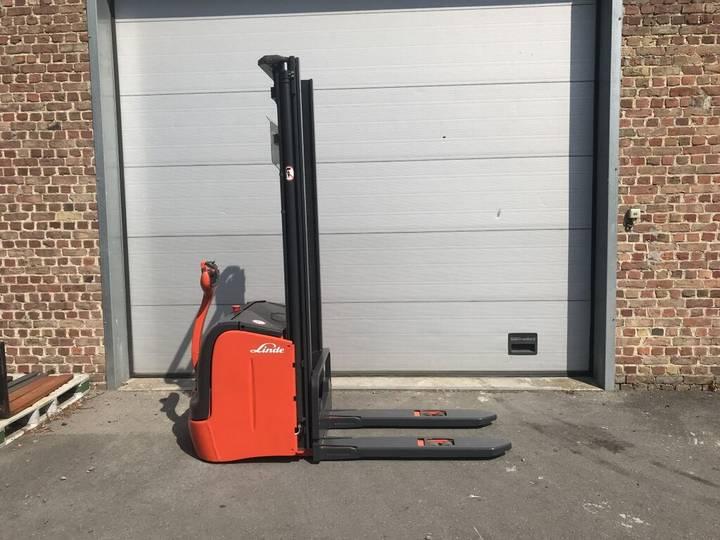 Linde L16 elektrische stapelaar (626) - 2019