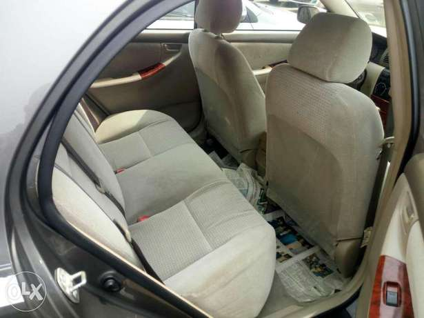 Foreign used 2006 Toyota corolla. Direct tokunbo Apapa - image 5