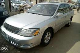 Toyota avalon 2003 for quick sale
