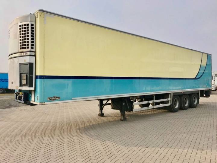 Chereau THERMO KING SMX II SR 26.000 H - 1998