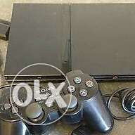 Playstation 2 console with CHIPP n any20games ps2