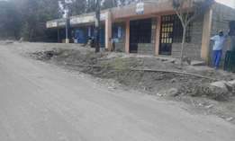 This is a commercial building in Ongata Rongai Nkoroi.