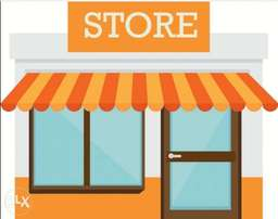 Zalka 3 doors shop for rent 100m2 - 1 min from the highway