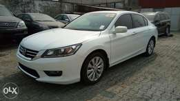 V6 Powered 2014 Honda Accord Touring Edition With Full Factory Options