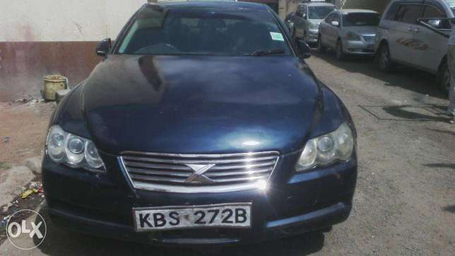 Toyota Mark X, KBS, auto, year 2005, accident free. Parklands - image 5