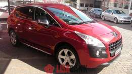 Peugeot 3008 hdi executive allure automatic
