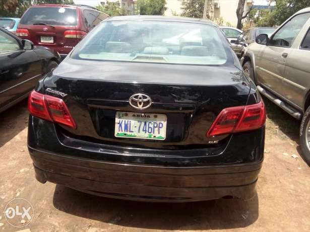 Extremely clean Nigerian used 2008 Toyota Camry sport Garki I - image 6