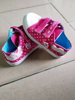 Lovely Fashion Kids Sneakers - Pink