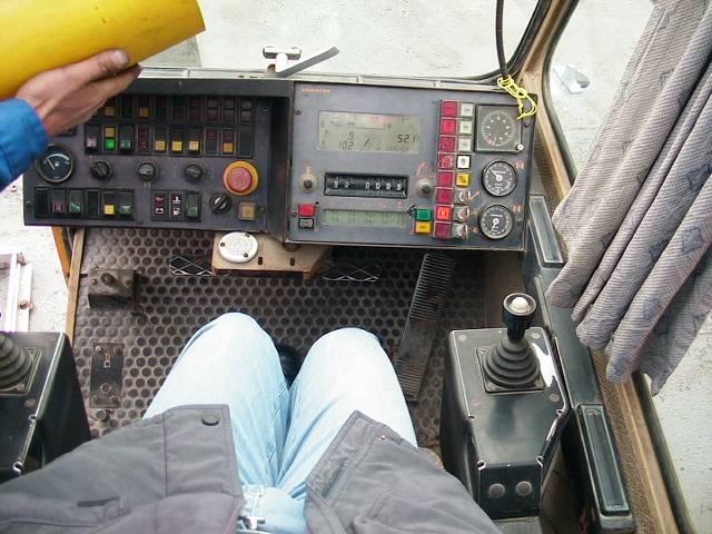 Liebherr LTM 1200 Main Boom 54,5 mtr + Fix jib 22 Luffing jib 63 mtr - 1991 - image 21