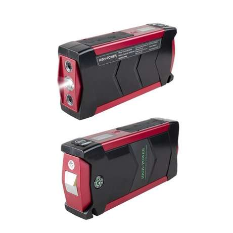 18000mAh Multi-Function Car Jump Starter Power Bank Ejigbo - image 3