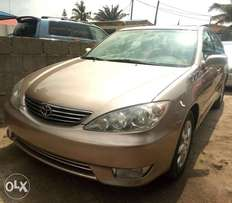 Toyota Camry 2005 XLE