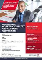 Workplace Safety and Accident Prevention