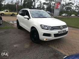 Vw Touareg 2013 Model Local In Immaculate Condition