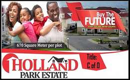 Invest In The Future, Own Water Front Land In Ibeju Lekki Lagos