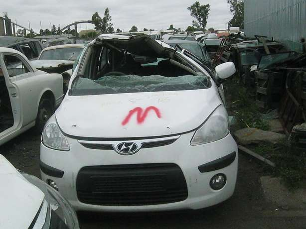 2009 HYUNDAI I10 GLS 1.2 Stripping for spares Newcastle - image 4