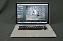 Apple Macbook pro core i5 is on sale.