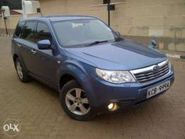 Subaru Forester N/SHP 2008 For Sale