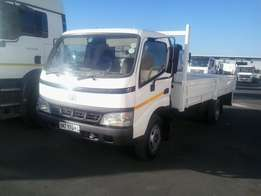Toyota Dyna 4tonne Drop Side For Sale
