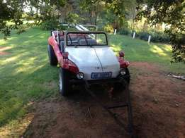 Beach Buggy vw 1600 twinport