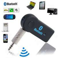 Wireless Bluetooth 3.5mm AUX Audio Stereo Music Home Car Receiver Adap