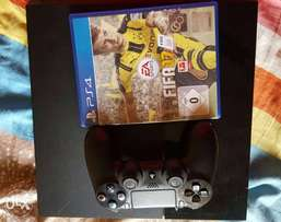 PS4 Perfect condition with pad and FIFA17