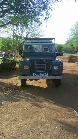 Quick sale Land Rover station wagon Bondeni - image 1