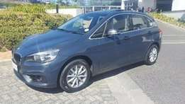 2017 BMW 220i Active Tourer with 2000km for R 450 000.00