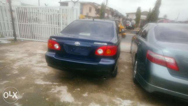 Tokunbo Toyota corolla 2003 for sale Ojodu - image 6