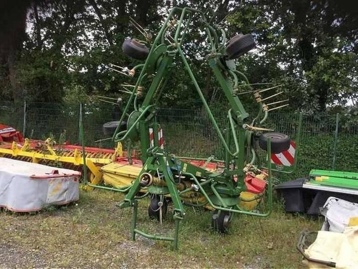 Krone kw 6.72 - 2012