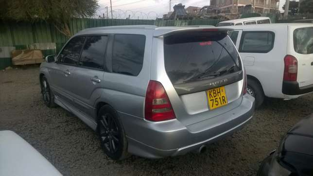 HOT SUBARU FORESTER, very clean. Automatic Turbo. Buy and Drive! Embakasi - image 6