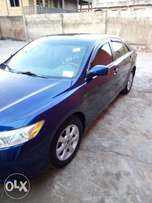 Neat Blue Toyota Camry 2009 Tokunbo for sale