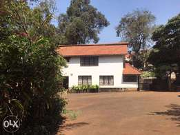 4 bedroom fully furnished guest house to let in Old Muthaiga