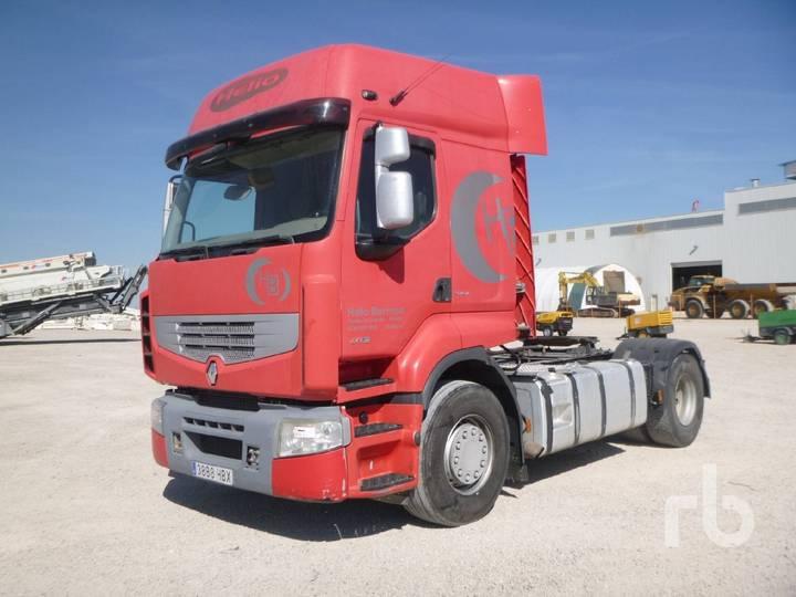 Renault PREMIUM 460 4x2 - 2011