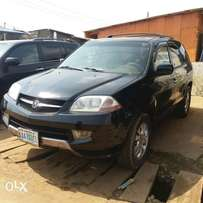 Registered Acura MDX - 2004