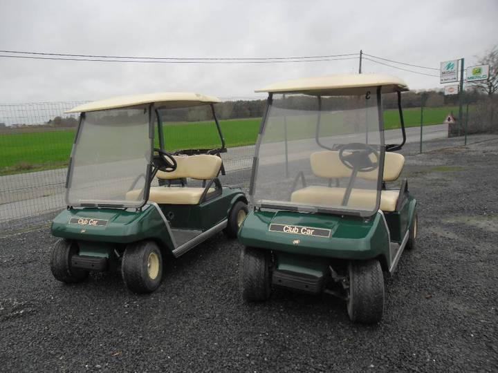 Yamaha Golfwagen